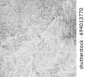 grunge halftone black and white.... | Shutterstock . vector #694013770