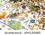 texture  pattern  background.... | Shutterstock . vector #694150480