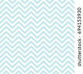 zigzag seamless pattern.... | Shutterstock . vector #694153930