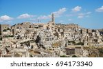 spectacular view of typical... | Shutterstock . vector #694173340