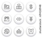 Icon With White Button 24