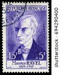 paris  france   june 9  1956 ...   Shutterstock . vector #694290400