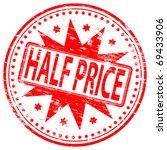 rubber stamp illustration... | Shutterstock .eps vector #69433906