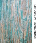 old grunge green wood texture...   Shutterstock . vector #694354684