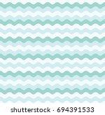seamless sea foam wave vector...   Shutterstock .eps vector #694391533