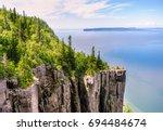 Sleeping Giant Lake Superior...