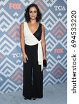 Small photo of LOS ANGELES - AUG 08: Melissa Fumero arrives for the FOX TCA Summer Press Tour 2017 on August 8, 2017 in West Hollywood, CA