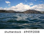 Small Waves On Water