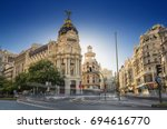 madrid | Shutterstock . vector #694616770