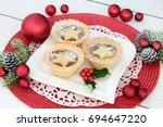 Homemade Christmas Mince Pies...