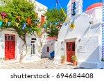 Mykonos Island  Greece   May 1...