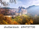 mountain neuschwanstein castle...