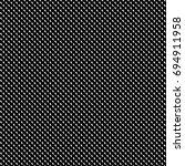 repeated white slanted mini... | Shutterstock .eps vector #694911958