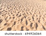 Footprints In The Sand ...