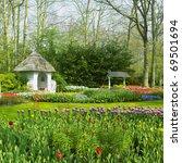 Keukenhof Gardens  Lisse ...