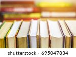 books  training  education.... | Shutterstock . vector #695047834
