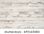 colored painted old shabby... | Shutterstock . vector #695165083