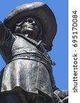 montreal quebec canada 08 10 17 ... | Shutterstock . vector #695170084