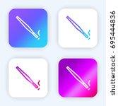 cigarette bright purple and...