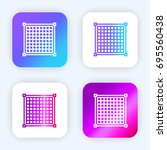 grid bright purple and blue...