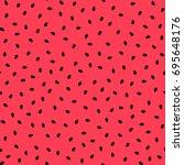 Watermelon Seamless Pattern ...