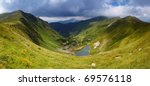 beautiful mountains landscape... | Shutterstock . vector #69576118