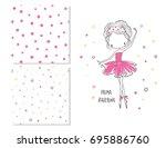 Prima Ballerina. Surface Desig...