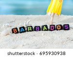 Word Barbados Is Made Of...