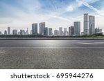 Panoramic Skyline And Buildings ...