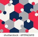 Abstract Geometric Pattern....