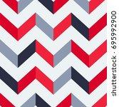 seamless abstract vector... | Shutterstock .eps vector #695992900