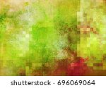 abstract paint gradient... | Shutterstock . vector #696069064