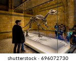 london  united kingdom. circa... | Shutterstock . vector #696072730