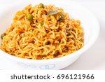 Maggie Spicy Noodles  Instant...