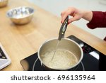cooking  food and kitchen...   Shutterstock . vector #696135964