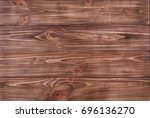 brown wood texture background | Shutterstock . vector #696136270