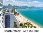 nhatrang  vietnam   july 30 ...   Shutterstock . vector #696151600