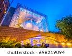 new york city   may 13  2012 ... | Shutterstock . vector #696219094