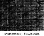 grunge halftone background... | Shutterstock .eps vector #696268006
