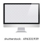 lcd monitor imac style for...