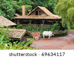Traditional Costa Rican Home...