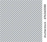 vector retro geometric seamless ...   Shutterstock .eps vector #696360088