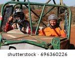 rustenburg  south africa   june ... | Shutterstock . vector #696360226