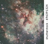 Tarantula Nebula Is The Star...