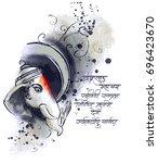 Paint Style Illustration Of...