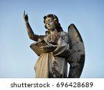 angel   Shutterstock . vector #696428689