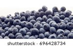 Freshly Picked Blueberries....