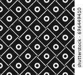 seamless abstract patterns.... | Shutterstock .eps vector #696449410