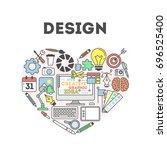 design concept illustration on...