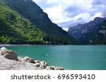 Small photo of Lake, Italian Alps